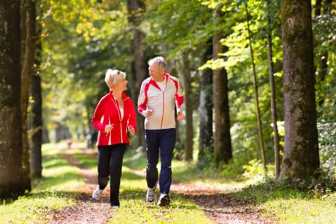 Exercise Maintaining Your Youth in Your Golden Years