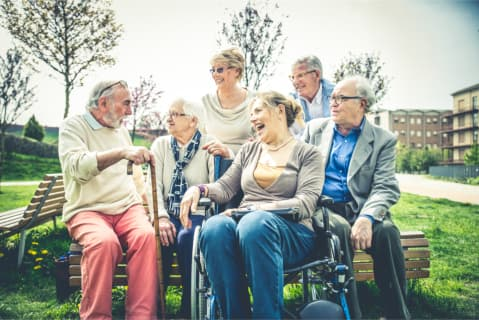 Enjoy a Healthy Companionship with Senior Home Care