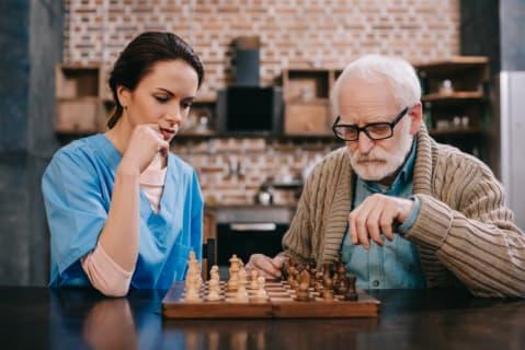 Enjoy These Brain-Stimulating Activities With Seniors