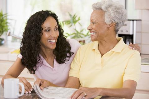 Companionship Care for Seniors