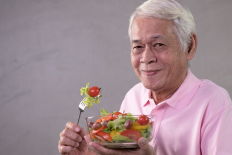 Fruits and Veggies to Boost Elderly Immune Sytems